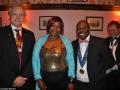 mit Kennedy Kabaghe und Frau Njavwa