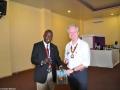 mit RT Sambia Präsident Herbert Mwansa