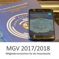 """Präsentation Digitales Mitgliederverzeichnis """"OTD-MGV-APP"""" [Fabian Engler]"""