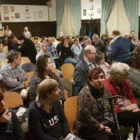 OT97 sponsert Theater-Generalprobe für behinderte Menschen