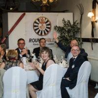 Old Tablers 111 und Round Table 111 Springe feiern gemeinsam den Jahrestag ihrer Gründung