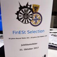 FinESt-Selection – eine grandiose Jubliäumsfeier 30 Jahre RT161 + 20 Jahre OT 161
