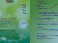 FRAnkreich, DEutschland, BElgien und LUXemburg – OT/Club41 2018 Treffen in Nancy