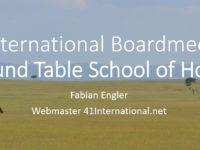 "41 International besuchte ""Round Table School of Hope"" RTSoH (Video) [Fabian Engler]"