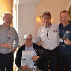 Old Tablers AGM 2018 – Eindrücke vom Welcome Abend im Europa Park Rust 🔒