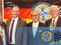 Einladung zum 25-jährigen Charterjubiläum 154 DILLINGEN-LAUINGEN