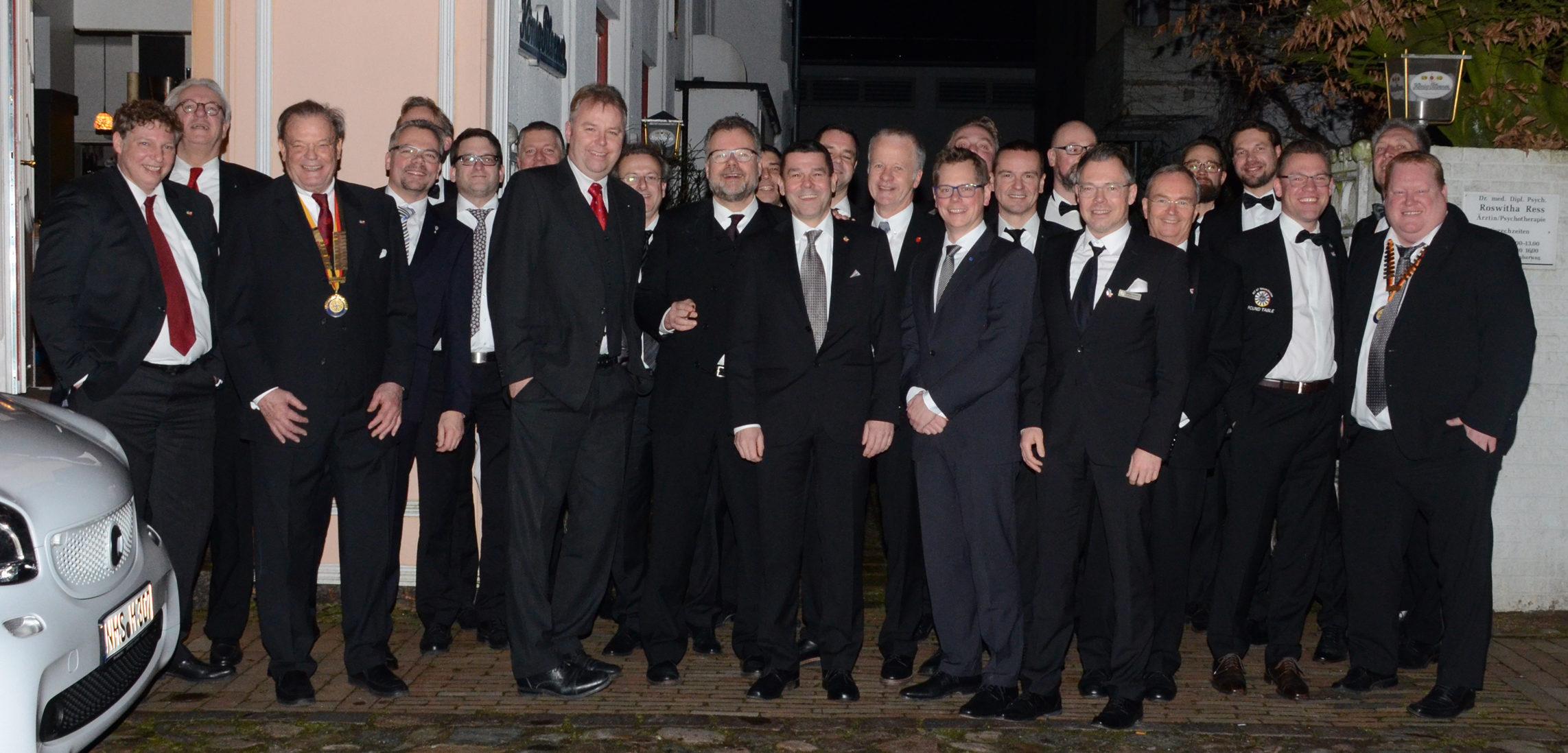 OT67 Neumünster wählte zum 22. Mal einen neuen Vorstand