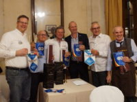 Alpenboard Meeting in Verona der Stadt der Liebe. [Rolf Scheifele]