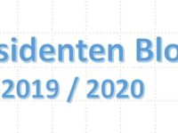 Präsidenten Blog 2019/2020 Manfred Willms