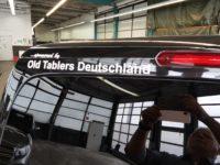 Old Tablers spendet 9-Sitzer Bus für Kaub
