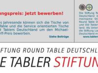 Michael Ellendorff Stiftungspreis: JETZT bewerben!