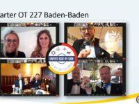 OTD virtuelle Charter 227 Baden-Baden