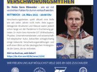 """OT 352 Brake Vortrag: """"Verschwörungsmythen"""" mit Holm Hümmler"""